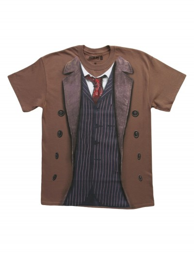 Doctor Who 10th Doctor Costume T-Shirt buy now
