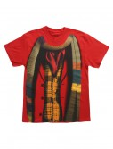 Doctor Who 4th Doctor Costume T-Shirt buy now