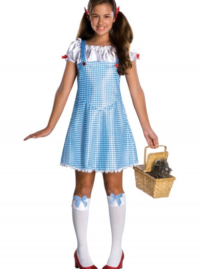 Dorothy Tween Costume buy now