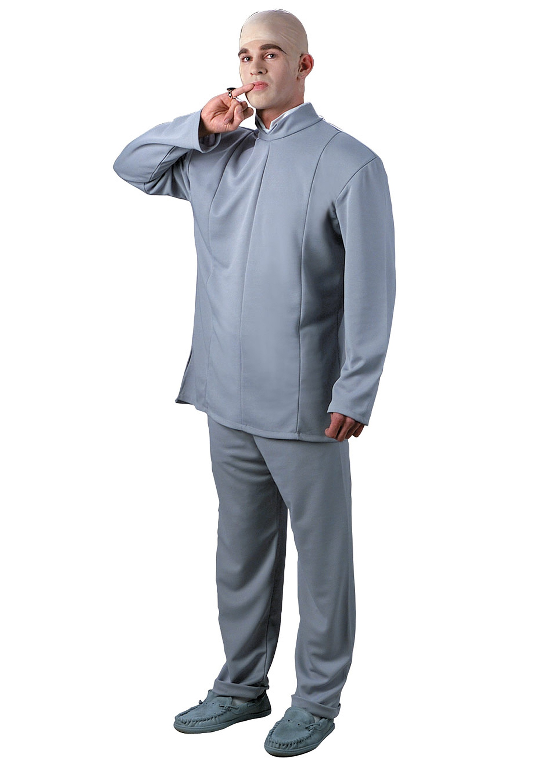 Dr. Evil Adult Costume  sc 1 st  Halloween Costumes & Dr. Evil Adult Costume - Halloween Costumes