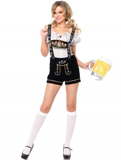 Edelweiss Lederhosen Adult Costume buy now