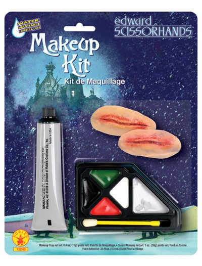 Edward Scissorhands Makeup buy now