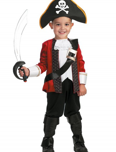 El Capitan Child Pirate Costume buy now