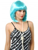 Electric Blue Bob Wig buy now