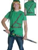 Elf Warrior Costume T-Shirt buy now