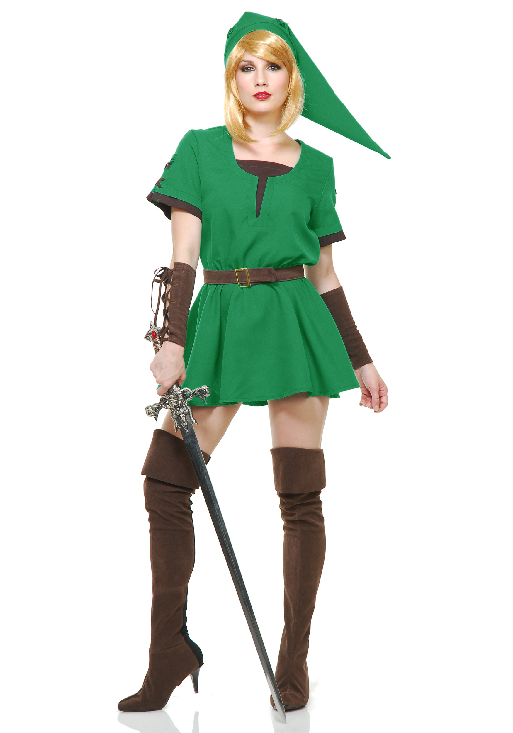 Elf Warrior Princess Costume  sc 1 st  Halloween Costumes & Elf Warrior Princess Costume - Halloween Costumes