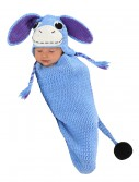 Ellis the Donkey Newborn Bunting buy now