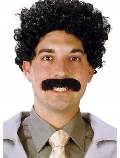 Eurasian Traveler Wig and Moustache buy now