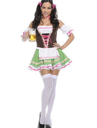 Exclusive Deluxe German Girl Costume buy now