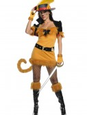 Exclusive Sexy Feline Musketeer Costume buy now