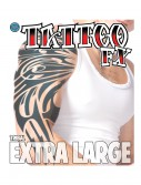 Extra Large Tribal Temporary Tattoo buy now
