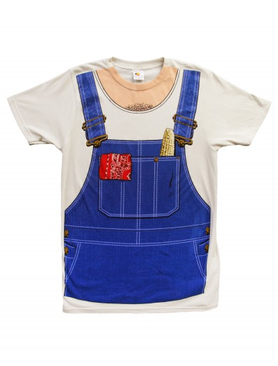 Farmer Costume T-Shirt buy now