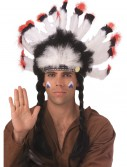 Feathered American Indian Headdress buy now