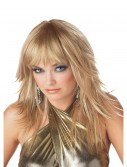 Feathered and Flirty Blonde Wig buy now