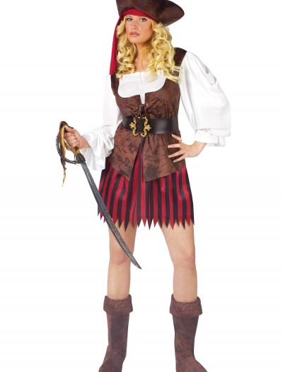 Female Caribbean Pirate Costume buy now