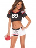 Female Football Player Costume buy now