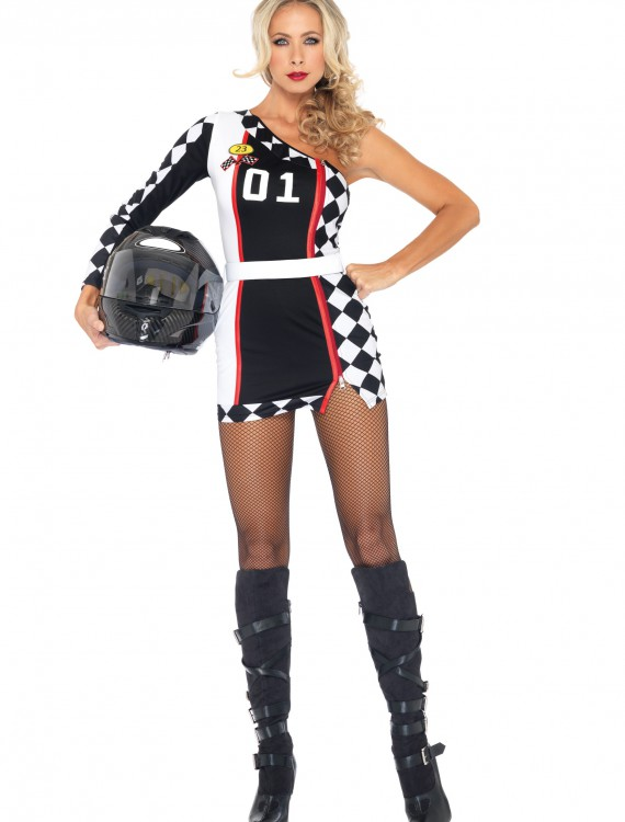 First Place Racer Costume buy now