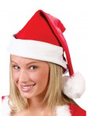Fleece Santa Hat buy now