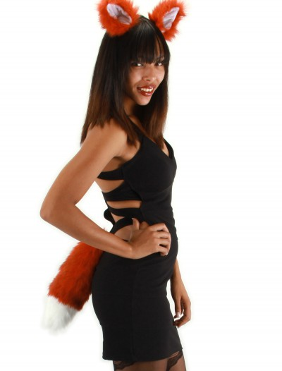Fox Ears and Tail Set buy now