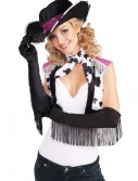Fringe Cowgirl Gloves buy now