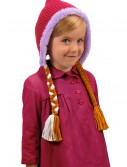 Frozen Anna Child Hat With Braids buy now