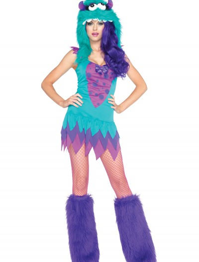 Furry Frankie Monster Costume buy now