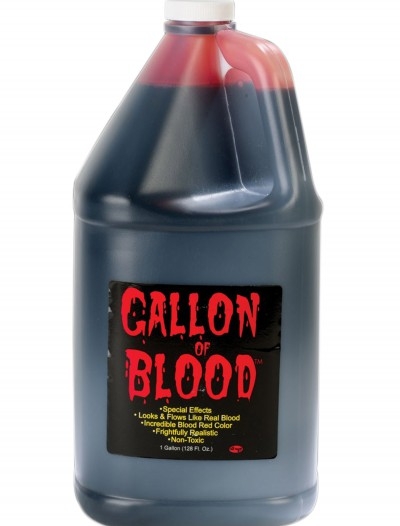 Gallon of Blood buy now