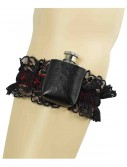 Gangster Garter Flask buy now