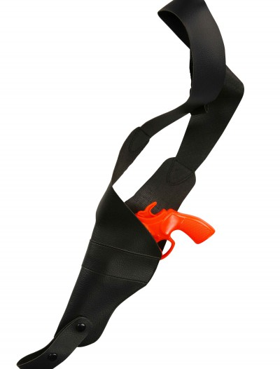 Gangster Gun with Holster buy now