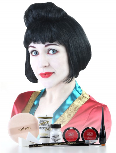 Geisha Girl Makeup Kit buy now