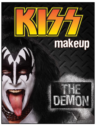 Gene Simmons Demon KISS Makeup buy now