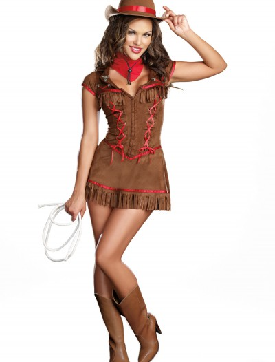Giddy Up Cowgirl Costume buy now