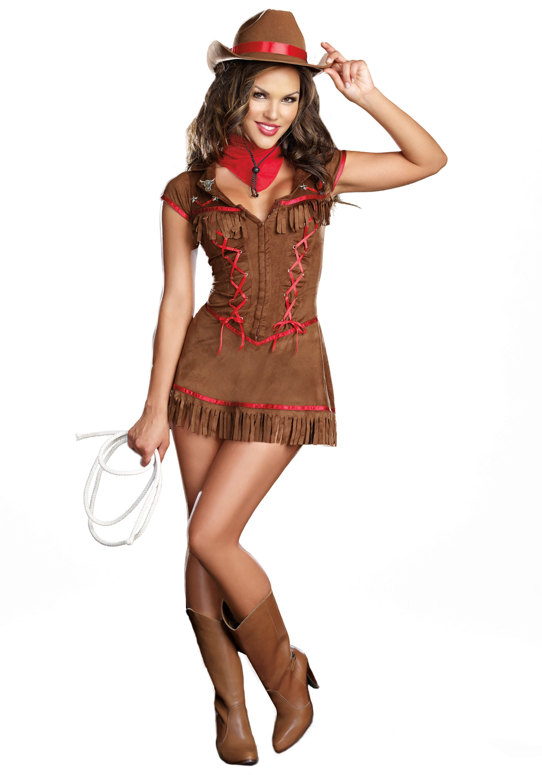 Giddy Up Cowgirl Costume  sc 1 st  Halloween Costumes & Giddy Up Cowgirl Costume - Halloween Costumes