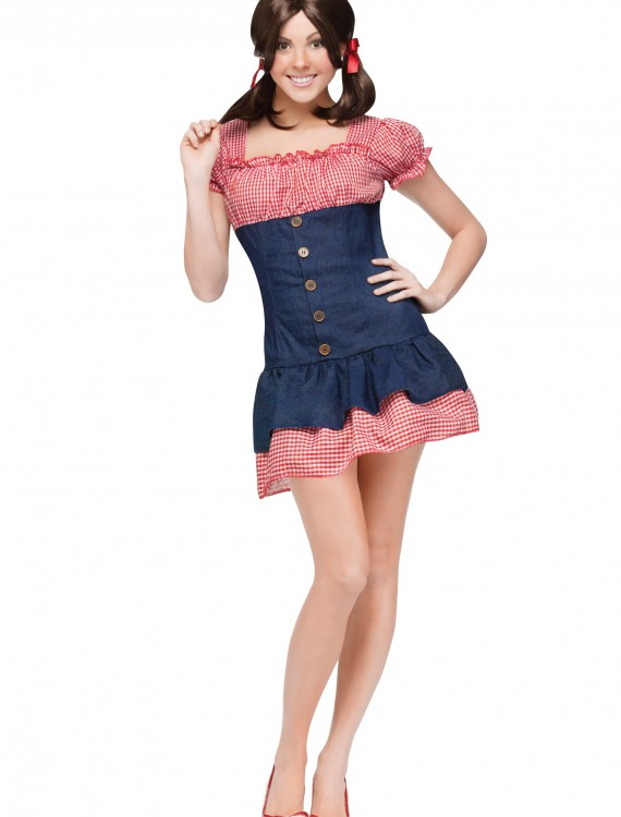 Gilligan's Island Mary Ann Costume buy now