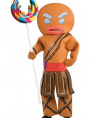 Gingerbread Man Warrior Costume buy now