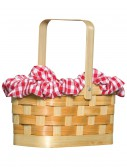 Gingham Basket Handbag buy now