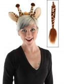 Giraffe Ears & Tail Set buy now