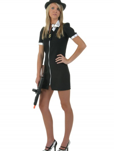 Girl Gangster Costume buy now