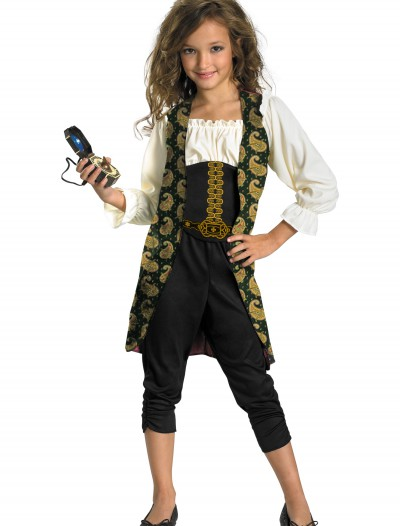 Girls Angelica Pirate Costume buy now