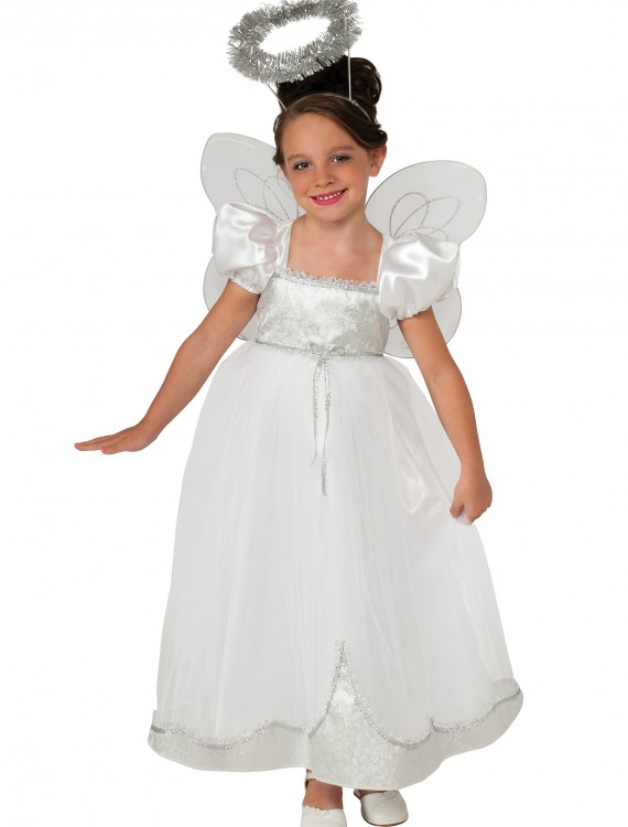Girls Sweet Angel Costume buy now