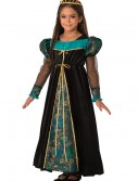 Girls Black Camelot Princess Costume buy now