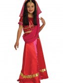 Girls Bollywood Princess Costume buy now