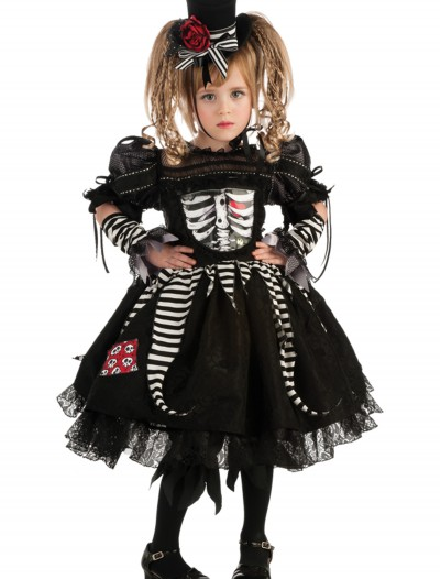 Girls Bones Costume buy now