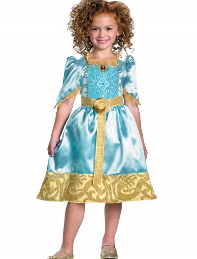 Girls Brave Merida Costume buy now