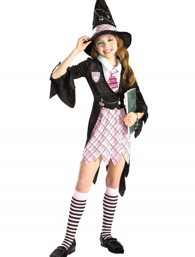 Girls Charm School Witch Costume buy now