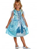 Girls Cinderella Sparkle Classic Costume buy now