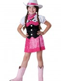 Girls Cowgirl Cutie Costume buy now