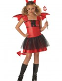 Girls Darling Devil Costume buy now