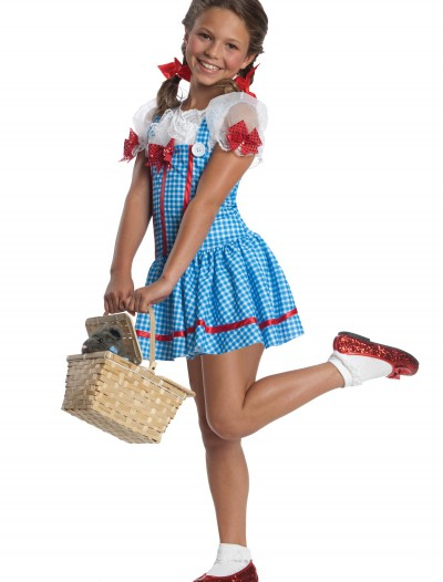 Girls Dorothy Costume buy now