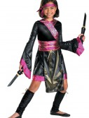 Girls Dragon Ninja Costume buy now